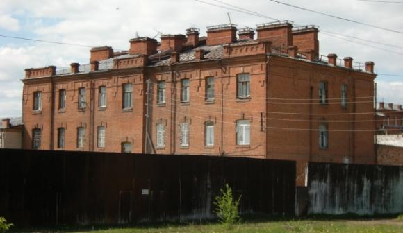 Верхнеуральская тюрьма